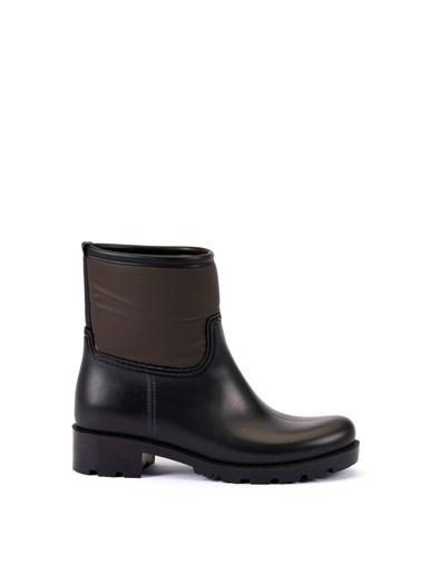 Esem ESEM B0007 Yağmur Botu Kadın Ayakkabı  Kahve